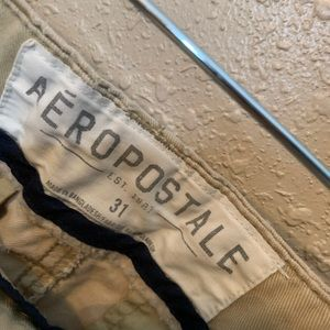 Men's 31 khaki shorts / cargo shorts